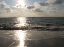 море, сумерки и я.........