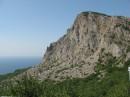 Скалы возле Фороса