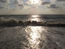 я иду к тебе море...........ты уже касаешься моих ног, мой ласковый друг!