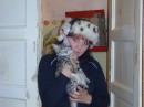я и кошка Муська!!!