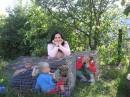 вот так мы работаем с детями)))