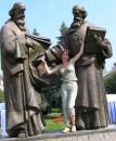 Кирилло и Мефодий.... ну и я с ними :-)