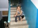 там же..на лестнице.. :-)