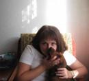 Я и моя маська!