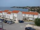 Эт в Хорватии ( вид с балкона )