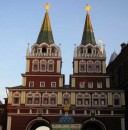 На подступах к Красной площади