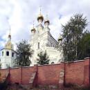 Покровский монастырь. Озерянская церковь. Харьков, 2006