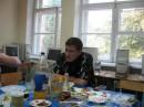 Мой День рождения. На работе. 14.09.2006