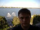Новый фонтан в Днепропетровске