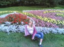 В цветочках!