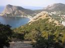 Вид на Новый Свет (Крым)